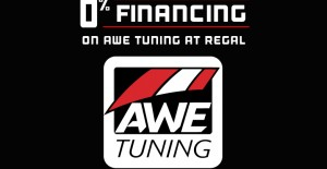 0% Financing On AWE Tuning